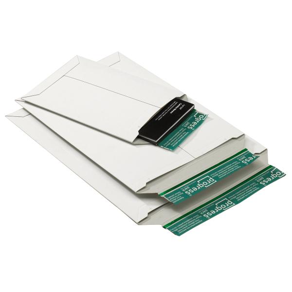 Versandtasche weiß | Versandtaschen | Vollkarton | Karton | Kartonagen | Kartonversand24.de